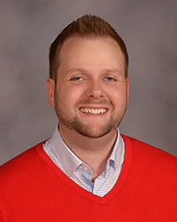 Chad Pettay, Associate Director for Residence Life