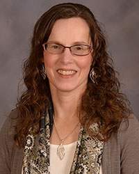 Shannon O'Neil, Administrative Services Manager