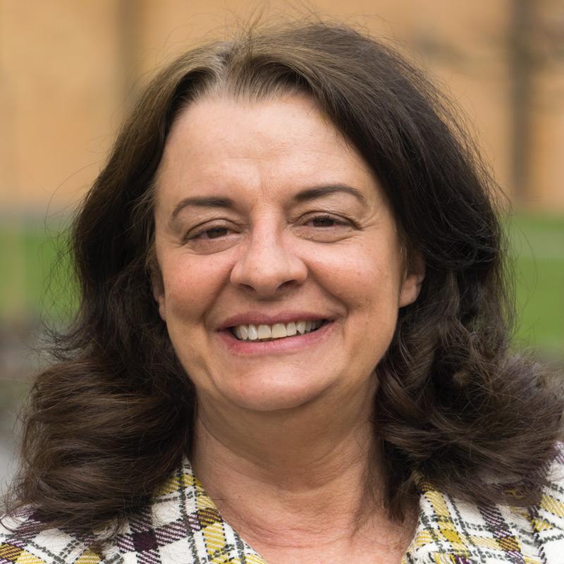 Karin Williams, Fiscal Analyst