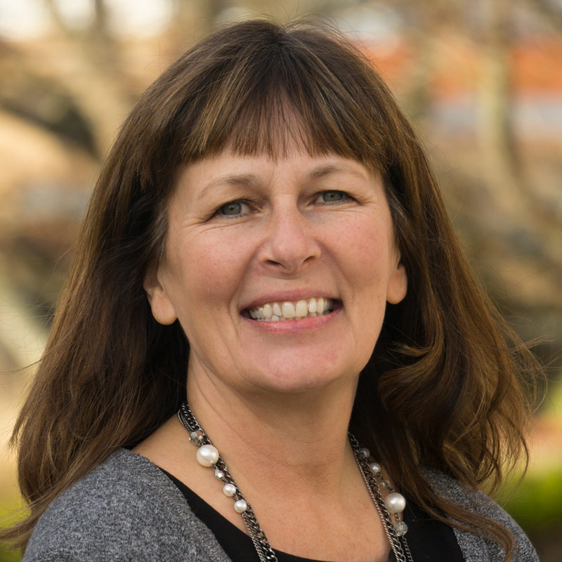Pam Davis, Development and Donor Relations Manager
