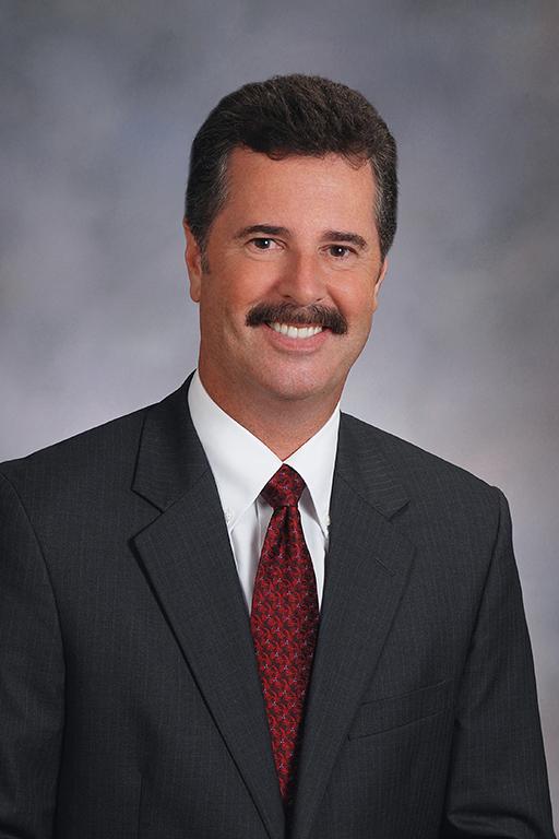 Dr. Thomas Keegan, Skagit Valley College President