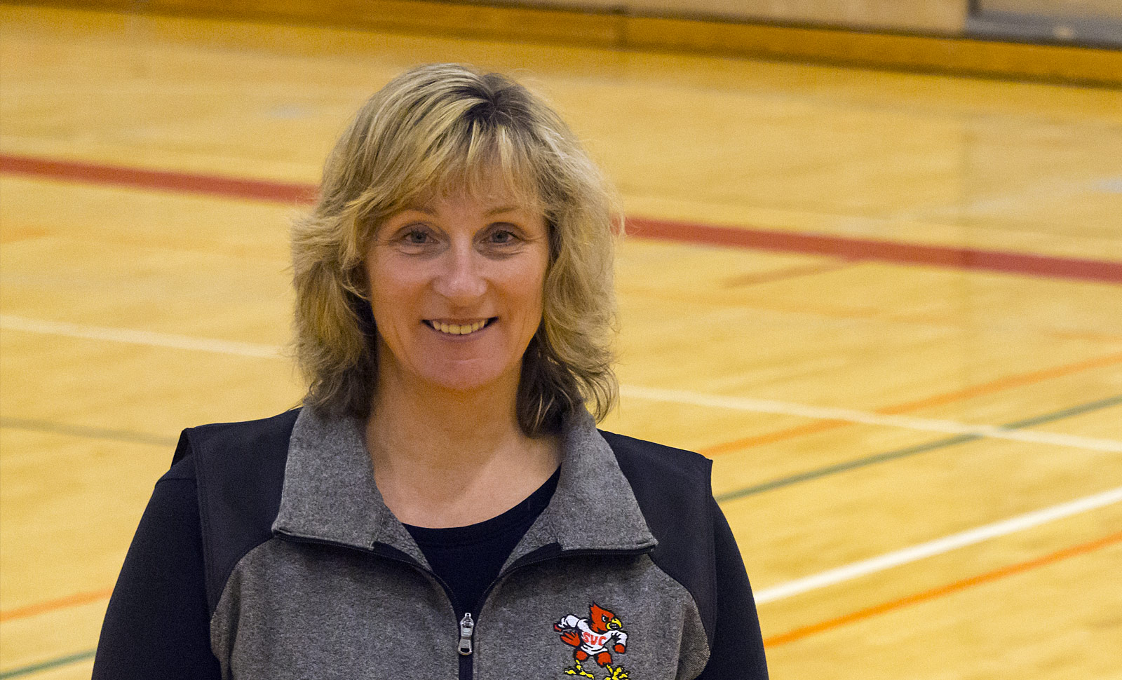 Sandy Leber, Program Manager, Athletics