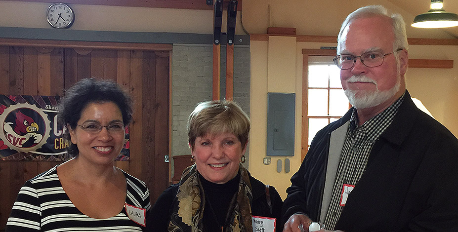 Community Connections in the San Juan Islands