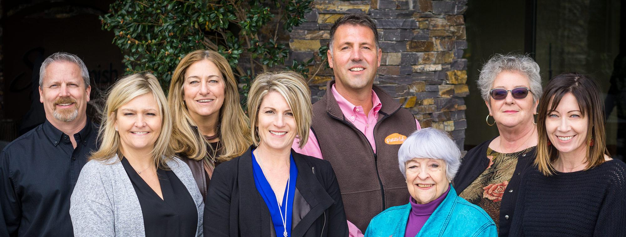 Photo of SVC Foundation Staff