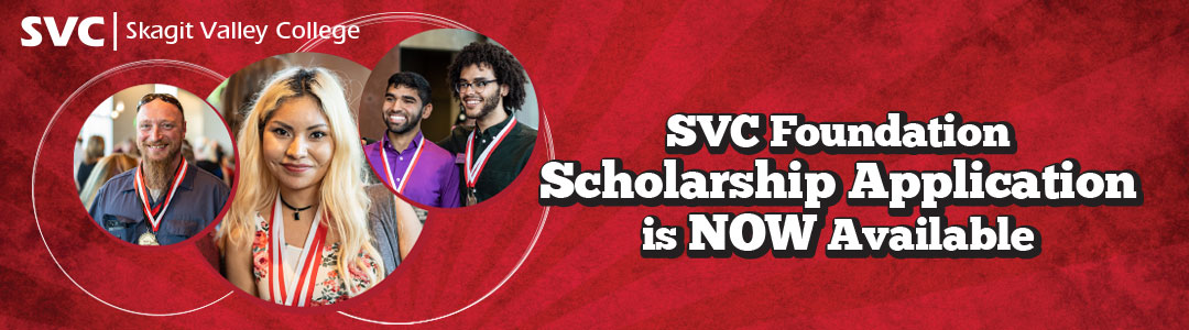 SVC Foundation Scholarship Application is Now Available