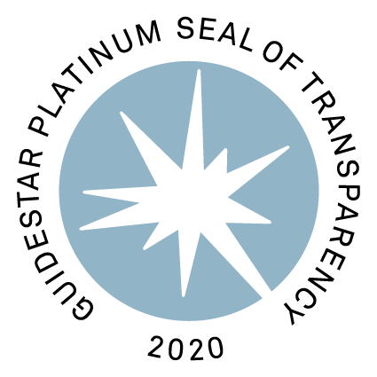 2020 Guidestart Platinum Seal of Transparency