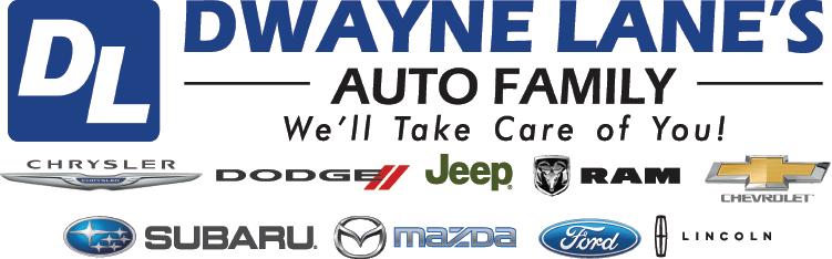 Go to Dwayne Lane's Auto Family website